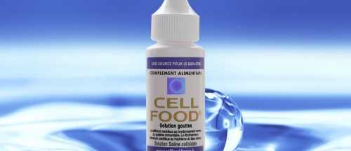 CELLFOOD®SOLUTIONS GOUTTES